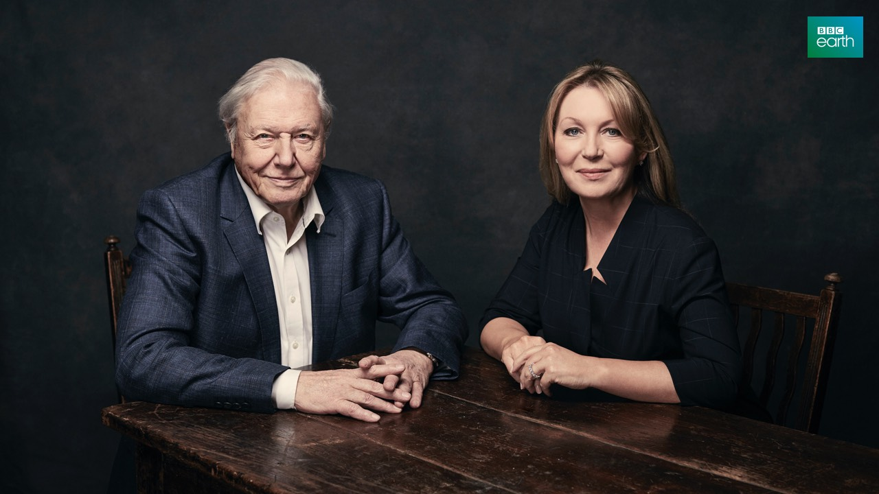 David Attenborough firar 90-årsdagen