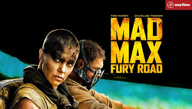 Nya Mad Max-filmen på Sf Anytime