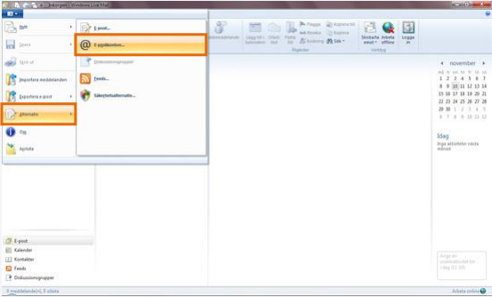 Windows Live Mail 2011 02