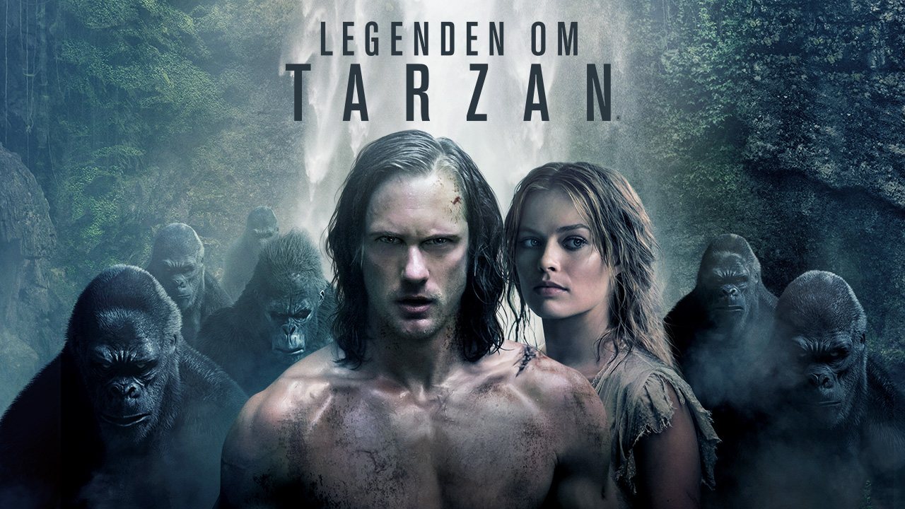 Legenden om Tarzan i Play & Film i TiVo